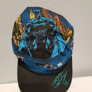 Vintage Batman 1995 DC Comics Hat Cap 100% cotton